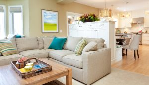 The Makings of a Family Room Jim Amos Contracting, Inc,